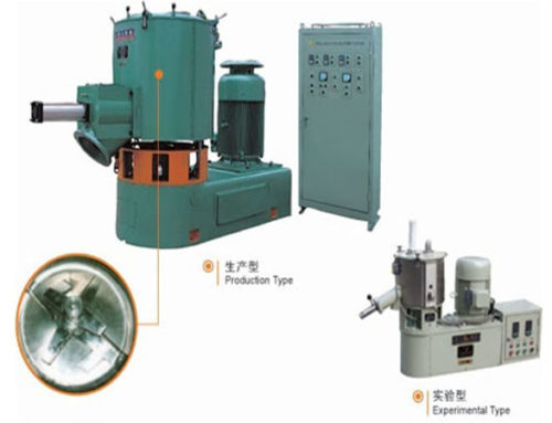 SHR Series 5-2000L High-Speed Heating Mixer